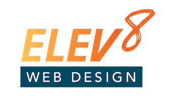 Web Design North Shields Elev8 Web Design Logo