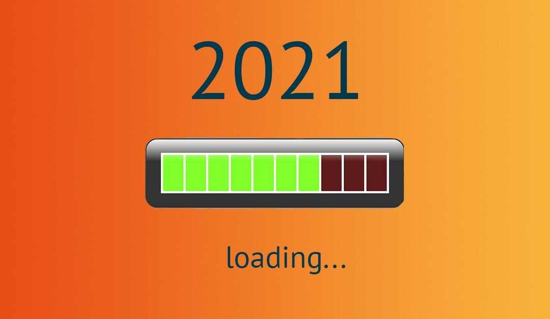 2021 : How to instantly make your website ready for the new year.