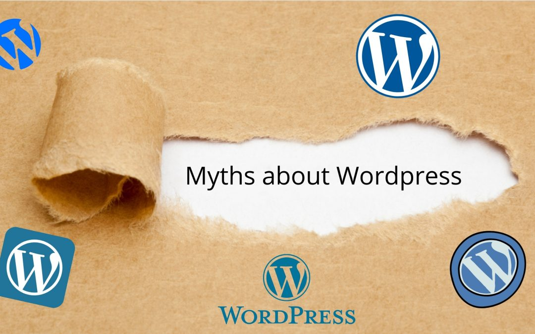 9 Myths about WordPress uncovered