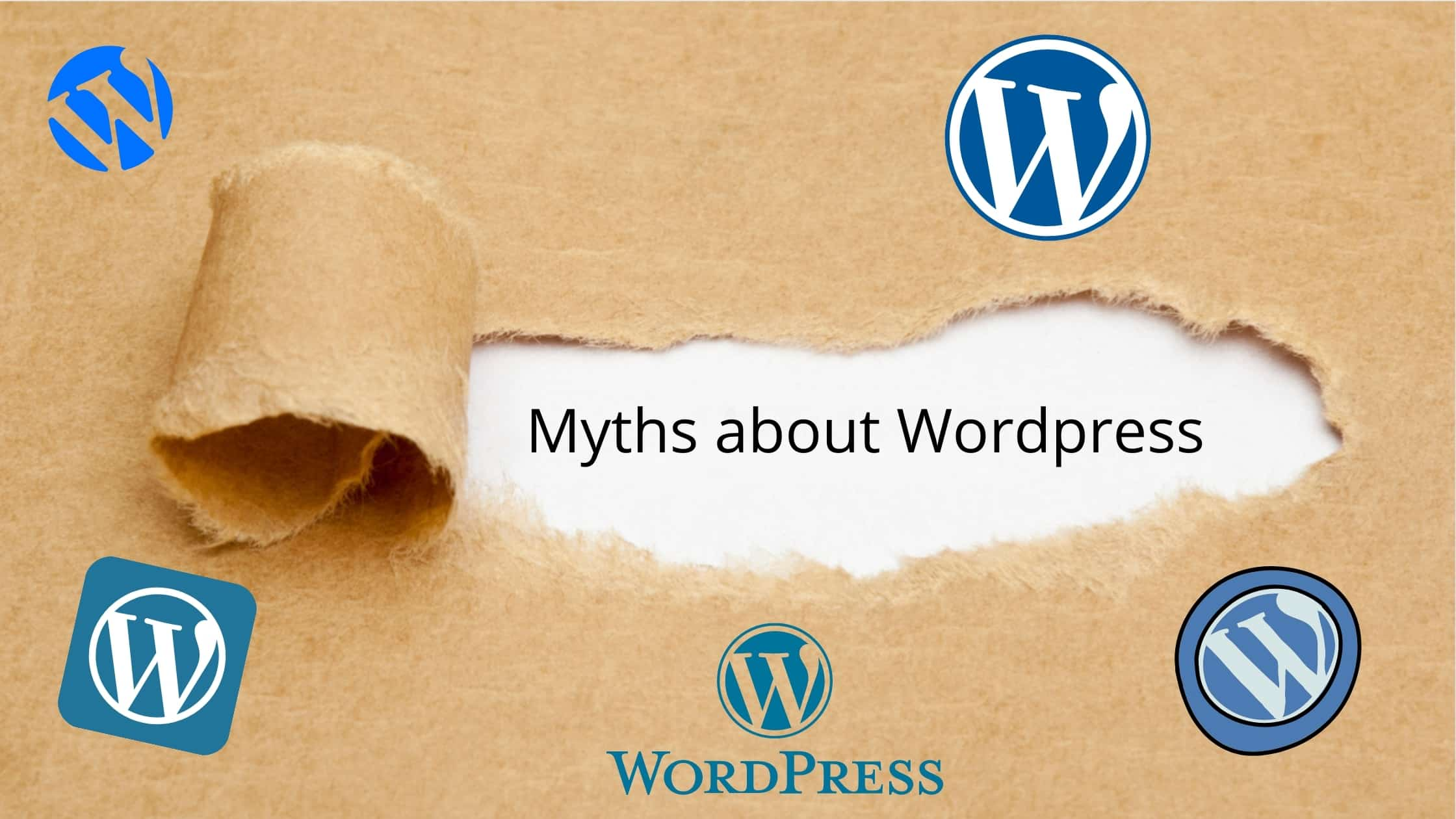 WordPress Myths Featured Image